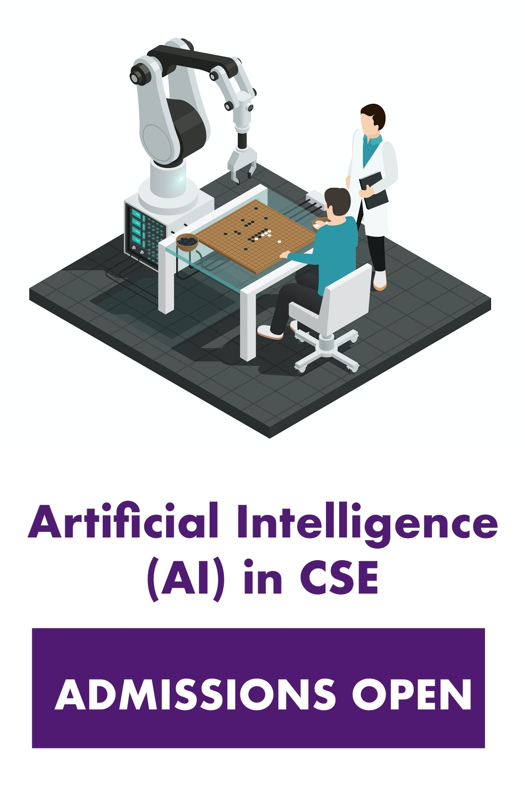 AI in CSE branch